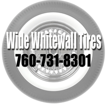 Tires and Wires - Your Whitewall Tire and Wire Wheel Specialist